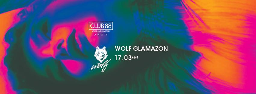 Wolf Glamazon