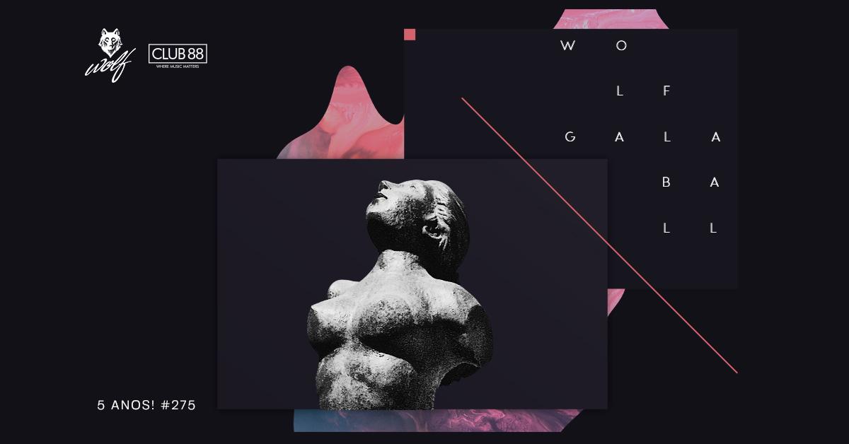 Wolf 5 anos | Gala Ball