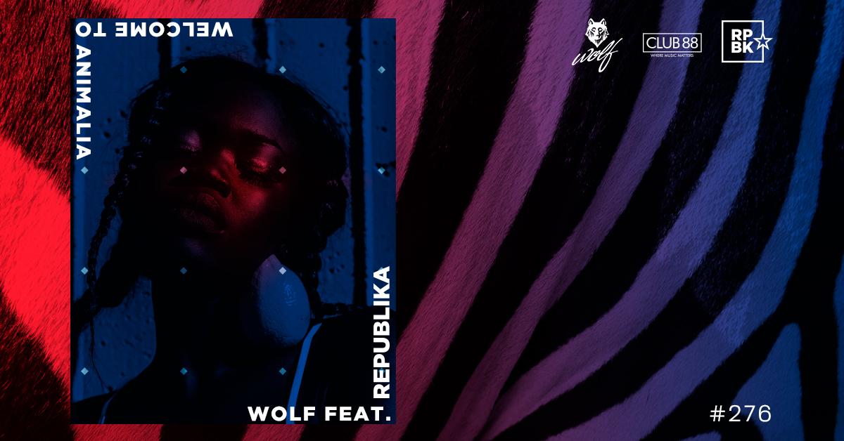 Wolf feat Republika: Welcome to Animalia